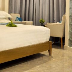 Отель Star Shell Мальдивы, Мале - отзывы, цены и фото номеров - забронировать отель Star Shell онлайн комната для гостей фото 4