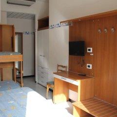 Hotel Brotas сейф в номере