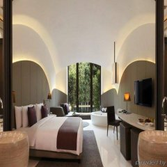 Отель The Roseate New Delhi комната для гостей фото 4