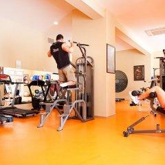 Belconti Resort Hotel Турция, Белек - 2 отзыва об отеле, цены и фото номеров - забронировать отель Belconti Resort Hotel - All Inclusive онлайн фитнесс-зал фото 4