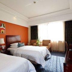 Отель Shanghai hongqiao airport argyle hotel Китай, Шанхай - отзывы, цены и фото номеров - забронировать отель Shanghai hongqiao airport argyle hotel онлайн комната для гостей фото 3