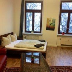 Отель Gwuni Mopera Германия, Лейпциг - отзывы, цены и фото номеров - забронировать отель Gwuni Mopera онлайн комната для гостей фото 3