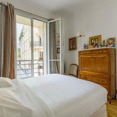 Отель Secluded in the Heart of the 16th Париж комната для гостей фото 4