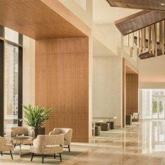 Отель JW Marriott Parq Vancouver Канада, Ванкувер - отзывы, цены и фото номеров - забронировать отель JW Marriott Parq Vancouver онлайн интерьер отеля фото 3