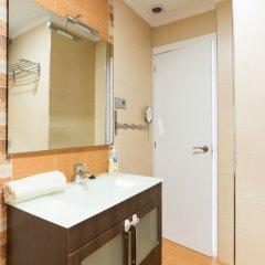 Отель MalagaSuite Beach Relax & Terrace Торремолинос ванная
