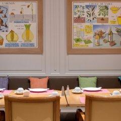 Hotel Le Littre питание фото 3