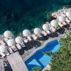 Hotel Santa Caterina пляж фото 2