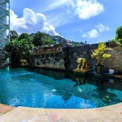 Отель SM Resort Phuket Пхукет бассейн фото 2