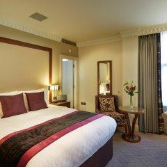 Amba Hotel Charing Cross 4* Номер Делюкс