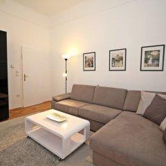 Апартаменты King´s Apartment Вена комната для гостей фото 5