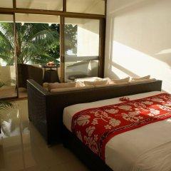 Отель Garden Island Resort Фиджи, Остров Тавеуни - отзывы, цены и фото номеров - забронировать отель Garden Island Resort онлайн спа
