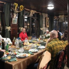 Отель Guest House Daskalov Боженци питание