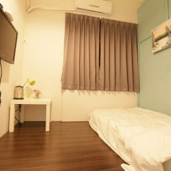 Отель G9 stay комната для гостей фото 4