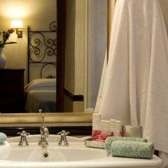 Hotel Clitunno Сполето ванная фото 2