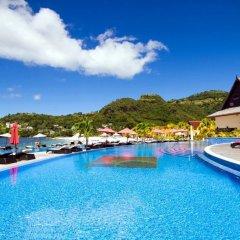 Отель Buccament Bay Resort - Все включено Остров Бекия бассейн фото 2