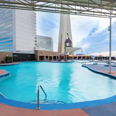 Stratosphere Hotel, Casino & Tower бассейн фото 2