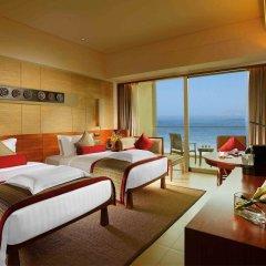 Отель Pullman Oceanview Sanya Bay Resort & Spa комната для гостей фото 4