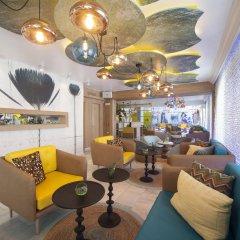 Отель Apartamentos Sotavento - Только для взрослых интерьер отеля фото 2
