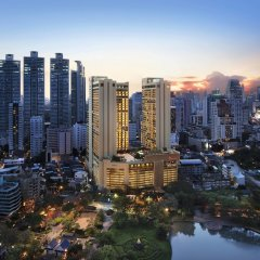 Отель Bangkok Marriott Marquis Queen's Park фото 7