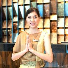 Отель Intercontinental Bangkok Бангкок спа