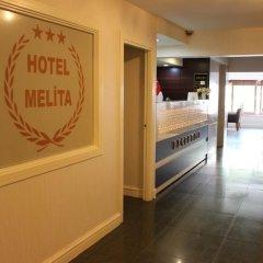 Melita Турция, Стамбул - 11 отзывов об отеле, цены и фото номеров - забронировать отель Melita онлайн интерьер отеля фото 2
