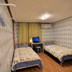 Отель Backpackers Inside комната для гостей