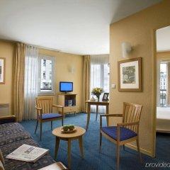 Отель Citadines Bastille Gare de Lyon Paris комната для гостей фото 4