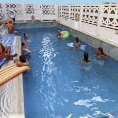 Kleopatra Bavyera Hotel бассейн