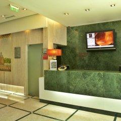 TURIM Ibéria Hotel интерьер отеля