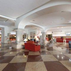 Senator Barcelona Spa Hotel интерьер отеля фото 2