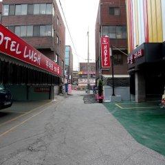 Отель Hwagok Lush Hotel Южная Корея, Сеул - отзывы, цены и фото номеров - забронировать отель Hwagok Lush Hotel онлайн парковка