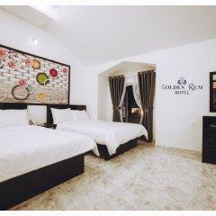Golden Rum Hotel Далат комната для гостей фото 5