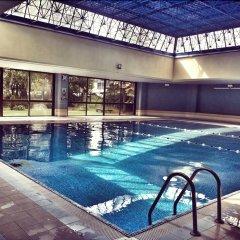 Отель Novotel Gdansk Marina Польша, Гданьск - 1 отзыв об отеле, цены и фото номеров - забронировать отель Novotel Gdansk Marina онлайн бассейн фото 2