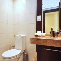 Отель Kennedy Towers - Burj Views Дубай ванная