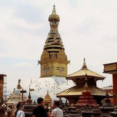 Отель Monkey Temple Homestay Непал, Катманду - отзывы, цены и фото номеров - забронировать отель Monkey Temple Homestay онлайн городской автобус