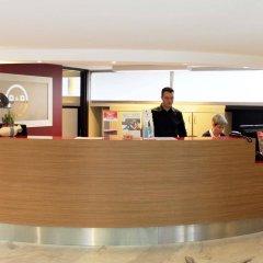 Отель B&B Hotel Firenze City Center Италия, Флоренция - 1 отзыв об отеле, цены и фото номеров - забронировать отель B&B Hotel Firenze City Center онлайн интерьер отеля фото 2