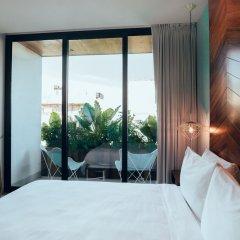 Отель Calixta Hotel Мексика, Плая-дель-Кармен - отзывы, цены и фото номеров - забронировать отель Calixta Hotel онлайн комната для гостей фото 4