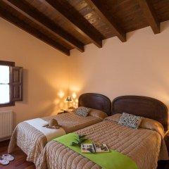 Отель Casa Rural Pandesiertos Кангас-де-Онис комната для гостей фото 4