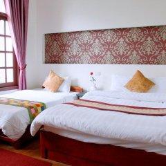 Отель The Grand Blue Hotel Вьетнам, Шапа - отзывы, цены и фото номеров - забронировать отель The Grand Blue Hotel онлайн комната для гостей фото 4