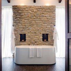 Отель Pavilions Himalayas Непал, Лехнат - отзывы, цены и фото номеров - забронировать отель Pavilions Himalayas онлайн ванная фото 2