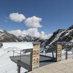 Glacier Hotel Grawand Сеналес приотельная территория