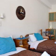 Отель Marina's Studios Греция, Остров Санторини - отзывы, цены и фото номеров - забронировать отель Marina's Studios онлайн комната для гостей фото 3