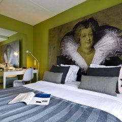 Отель TRYP by Wyndham Antwerp комната для гостей