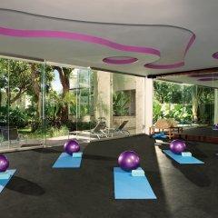 Отель Secrets Aura Cozumel - All Inclusive фитнесс-зал