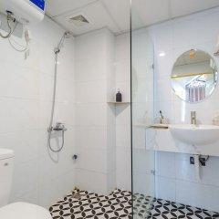 Отель The Poppy Villa & Hotel Вьетнам, Ханой - отзывы, цены и фото номеров - забронировать отель The Poppy Villa & Hotel онлайн ванная