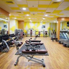 Отель TIME Ruby Hotel Apartments ОАЭ, Шарджа - 1 отзыв об отеле, цены и фото номеров - забронировать отель TIME Ruby Hotel Apartments онлайн фитнесс-зал фото 3