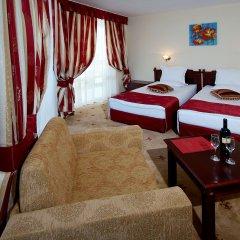 Отель Karolina complex Болгария, Солнечный берег - отзывы, цены и фото номеров - забронировать отель Karolina complex онлайн комната для гостей фото 3