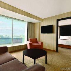 Отель Radisson Hotel Vancouver Airport Канада, Ричмонд - отзывы, цены и фото номеров - забронировать отель Radisson Hotel Vancouver Airport онлайн комната для гостей фото 3