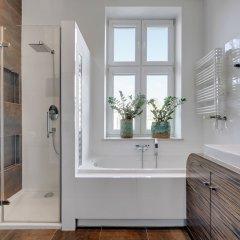 Апартаменты Lion Apartments - Parkowa 41-4 Сопот ванная фото 2