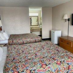 Отель Americas Best Value Inn-Marianna США, Марианна - отзывы, цены и фото номеров - забронировать отель Americas Best Value Inn-Marianna онлайн комната для гостей фото 3